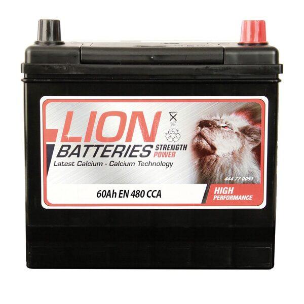 LION BATTERIES 60Ah