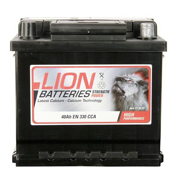 LION CAR BATTERY 012