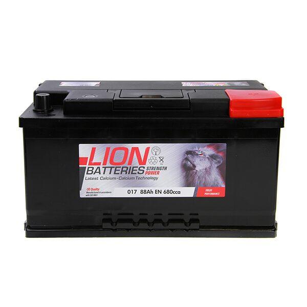 LION CAR BATTERY 017