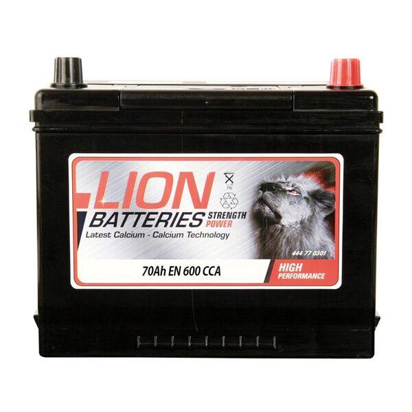 LION CAR BATTERY 030