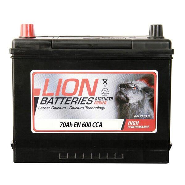 LION CAR BATTERY 031