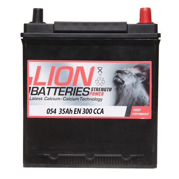 LION CAR BATTERY 054
