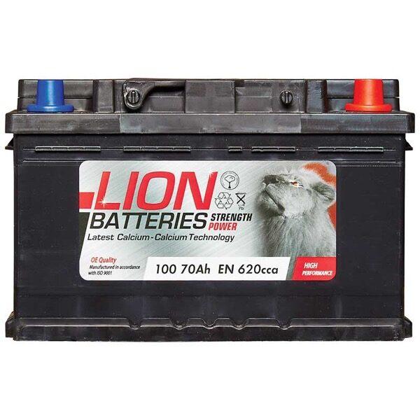 LION 100 CAR BATTERY