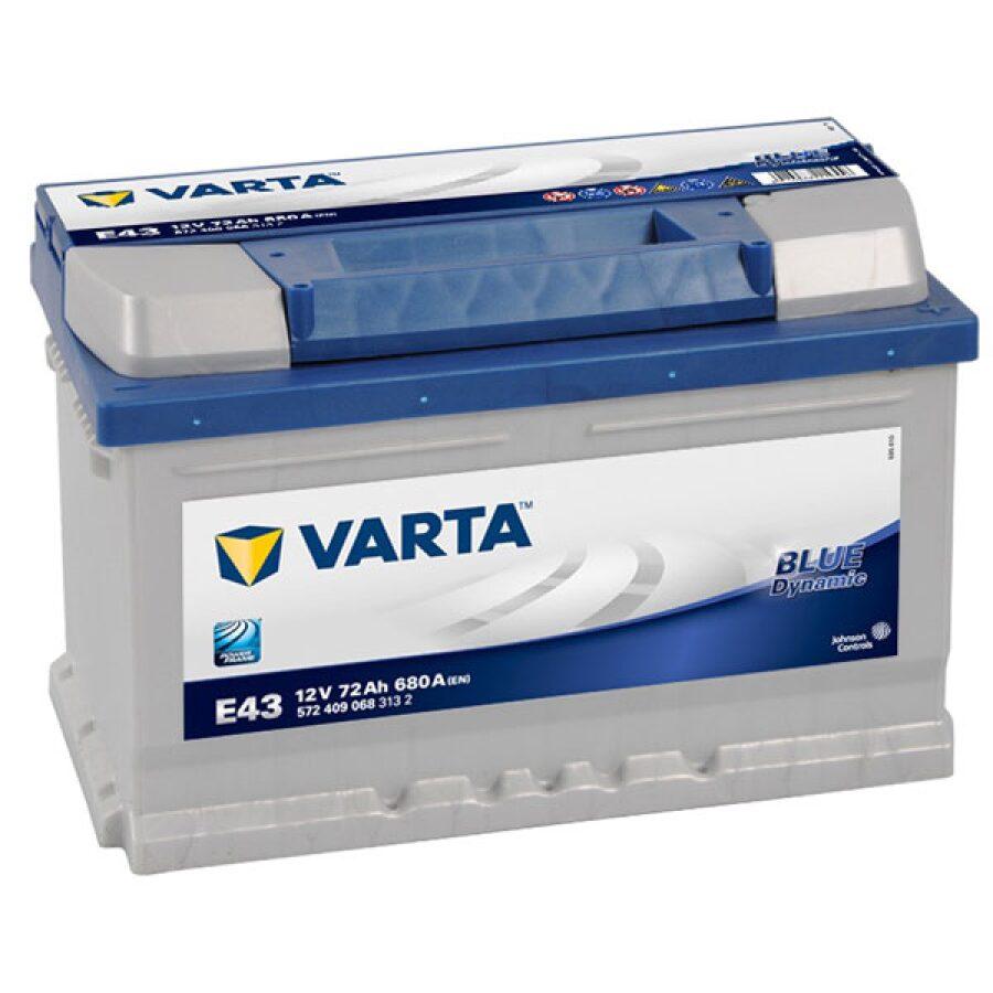 VARTA 100 CAR BATTERY