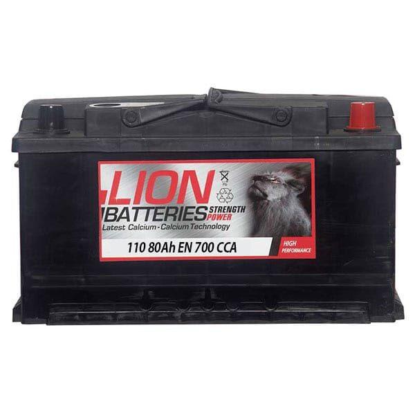 LION 110 CAR BATTERY