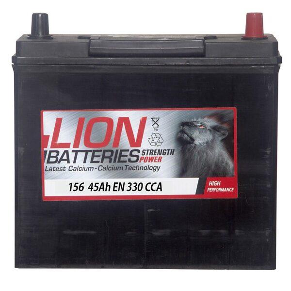 LION CAR BATTERY 156