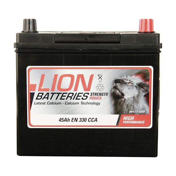 LION 158 CAR BATTERY