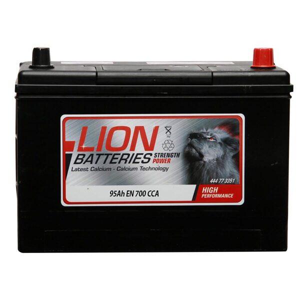 LION 335 CAR BATTERY