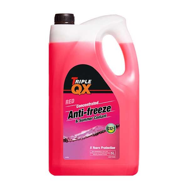ANTI-FREEZE RED 5L