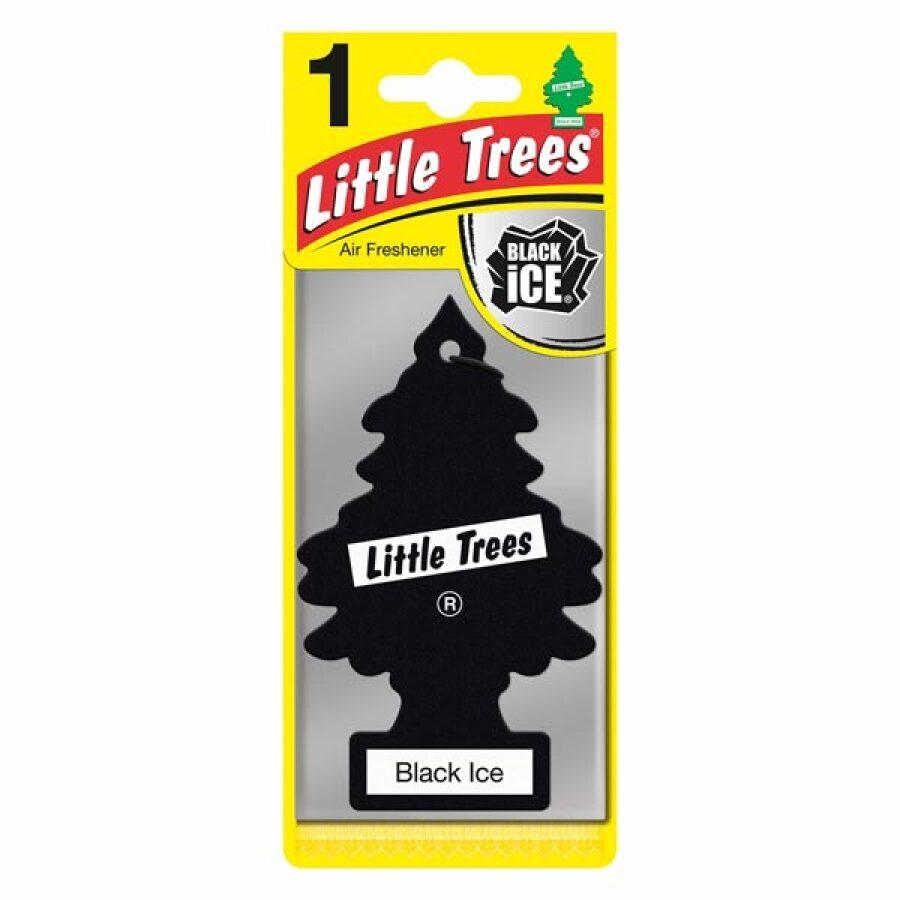 LITTLE TREES BLACK I