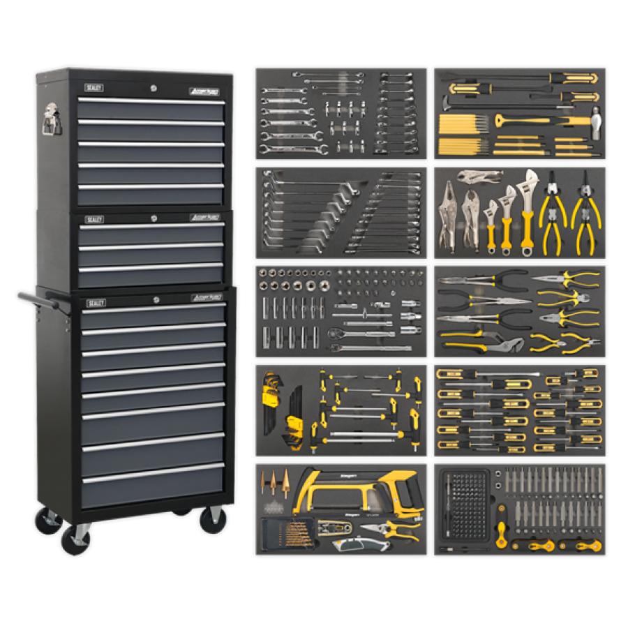TOOL CHEST COMBINATION 16