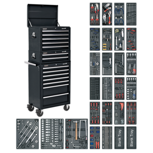 TOOL CHEST COMBINATION 14